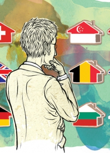 Как построить себе дом за границей