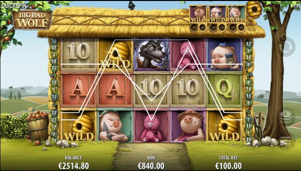 Игровой автомат Big Bad Wolf - играть на официальный сайт Эльдорадо казино