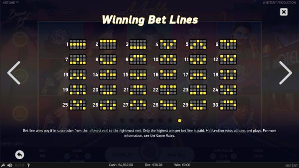 Игровой автомат Hotline - в казино Вулкан Гранд выгодно проведи время