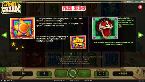 Игровой автомат Spinata Grande - в казино Play Fortuna побеждай крупно