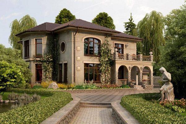 Приобретение элитного дома: главные особенности