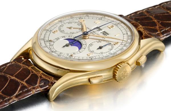 Самые дорогие наручные часы мира