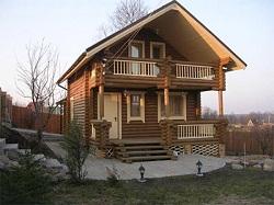 Загород - выбор дома для отдыха